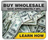 Buy Wholesale (Save Approximately 25%)